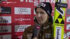 Video «Skispringen: Weltcup in Kuusamo, Interview Ammann» abspielen