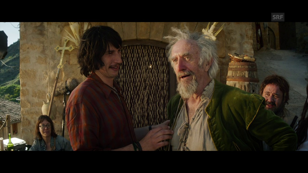Trailer zu «The Man Who Killed Don Quixote»