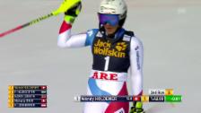 Link öffnet eine Lightbox. Video Wendy Holdener wird im Slalom Zweite abspielen