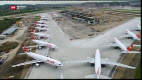 Video «15 Jahre Swissair Grounding» abspielen