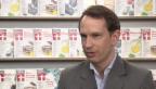 Video «Stephan Scherfenberg von Stiftung Warentest zu Schadstoffen in Buggy» abspielen