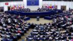 Video «Europaparlament nimmt Internet-Giganten in die Pflicht» abspielen