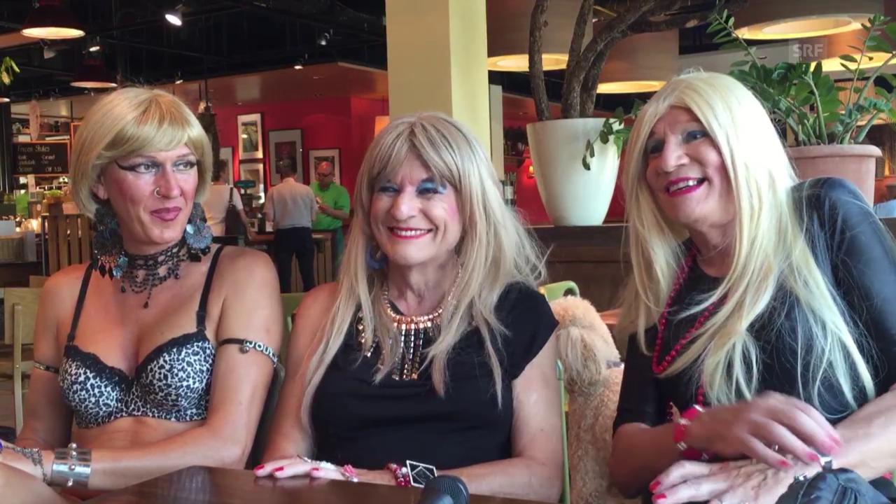 Rita, Christine & Jouxjoux