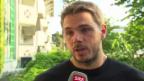 Video «Interview mit Stanislas Wawrinka (französisch)» abspielen