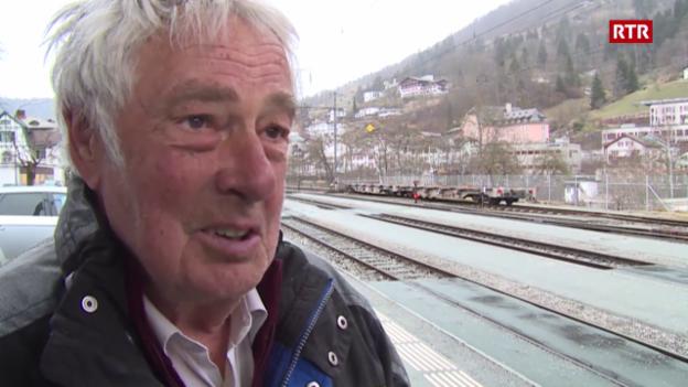 Laschar ir video «Gliezi Wetten, Luven»