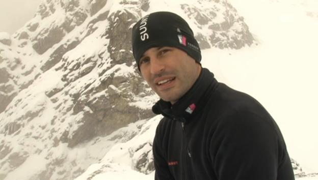 Video «Basejumper Patrick Kerber: «Ich bin ein echter Angsthase»» abspielen