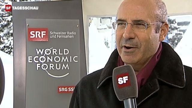 WEF 2012: Interview mit Bill Browder