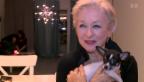 Video «Geschichtenleserin: Heidi Maria Glössner löst Adventsangebot ein» abspielen