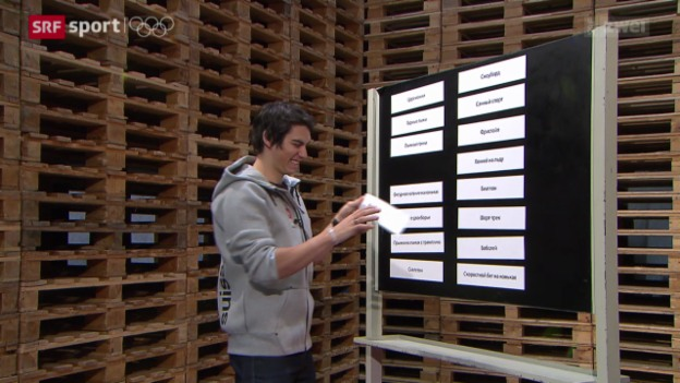 Video ««Udatschi» mit Elias Ambühl» abspielen