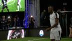 Video «Wie macht sich Usain Bolt als Fussballer?» abspielen