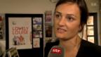 Video «Bettina Oberli: Geglückte Filmpremiere» abspielen