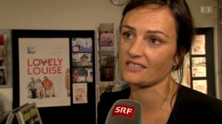 Video «Bettina Oberli: Ihr neuer Kinofilm berührt» abspielen