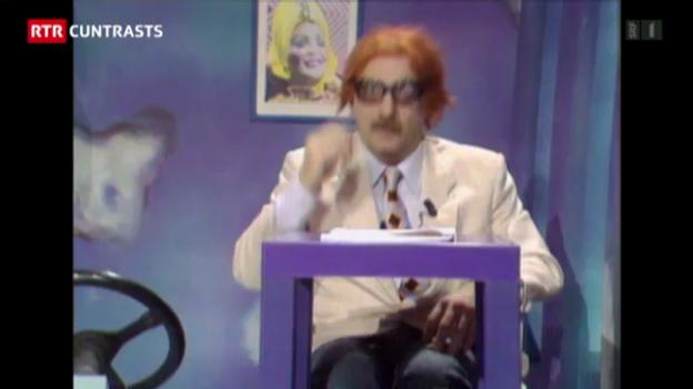 Laschar ir video ««Sas anc?» – Rauba da tschel mund»