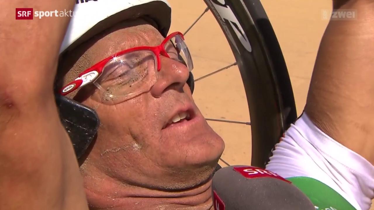 Paracycling: 5 Medaillen für die Schweiz