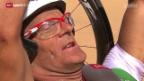 Video «Paracycling: 5 Medaillen für die Schweiz» abspielen
