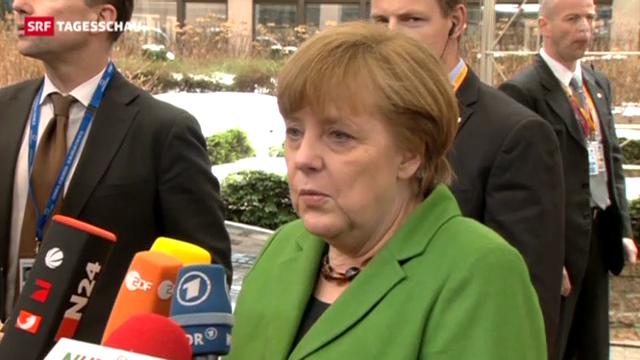 EU-Gipfel im Streit um Sparkurs