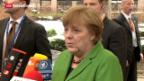 Video «EU-Gipfel im Streit um Sparkurs» abspielen