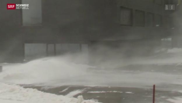 Video «Schneefrei im Kanton Waadt» abspielen
