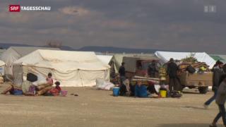 Video «Gespräche zur Syrienkrise in München» abspielen