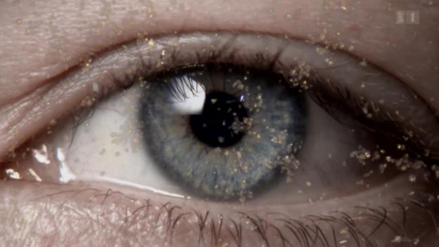 Video «Trockene Augen – Wenn es ständig reibt und brennt» abspielen