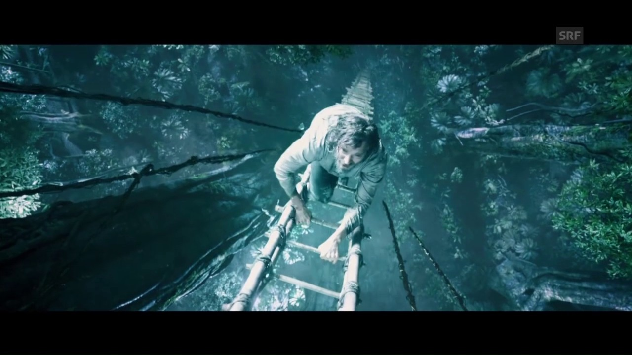 Trailerkritik: «The Legend of Tarzan»
