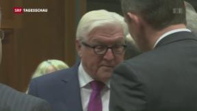 Video «Steinmeier als neuer Bundespräsident» abspielen