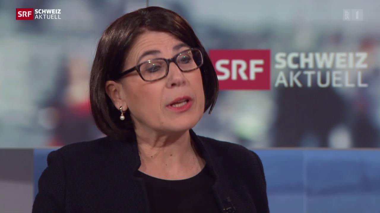 Maria Roselli, Mafia-Expertin RSI