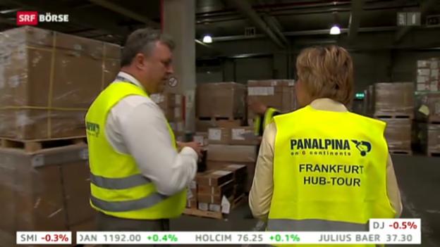Video «SRF Börse vom 03.04.2013» abspielen