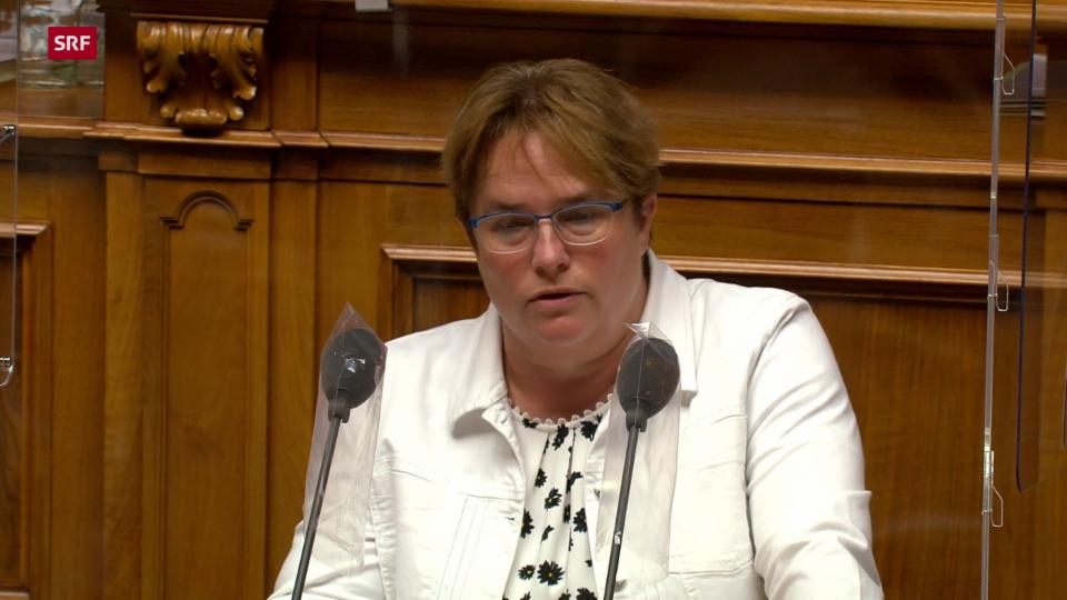 Martullo-Blocher: «Veraltete protektionistische Massnahmen»