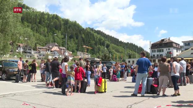 Laschar ir video «Festival svizzer per chors d'uffants e da giuvenils»