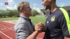 Video «YB-Serie: Hoarau trifft Lunde» abspielen