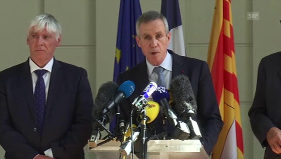 Staatsanwalt in Nizza: «Attentäter war Polizei bekannt»