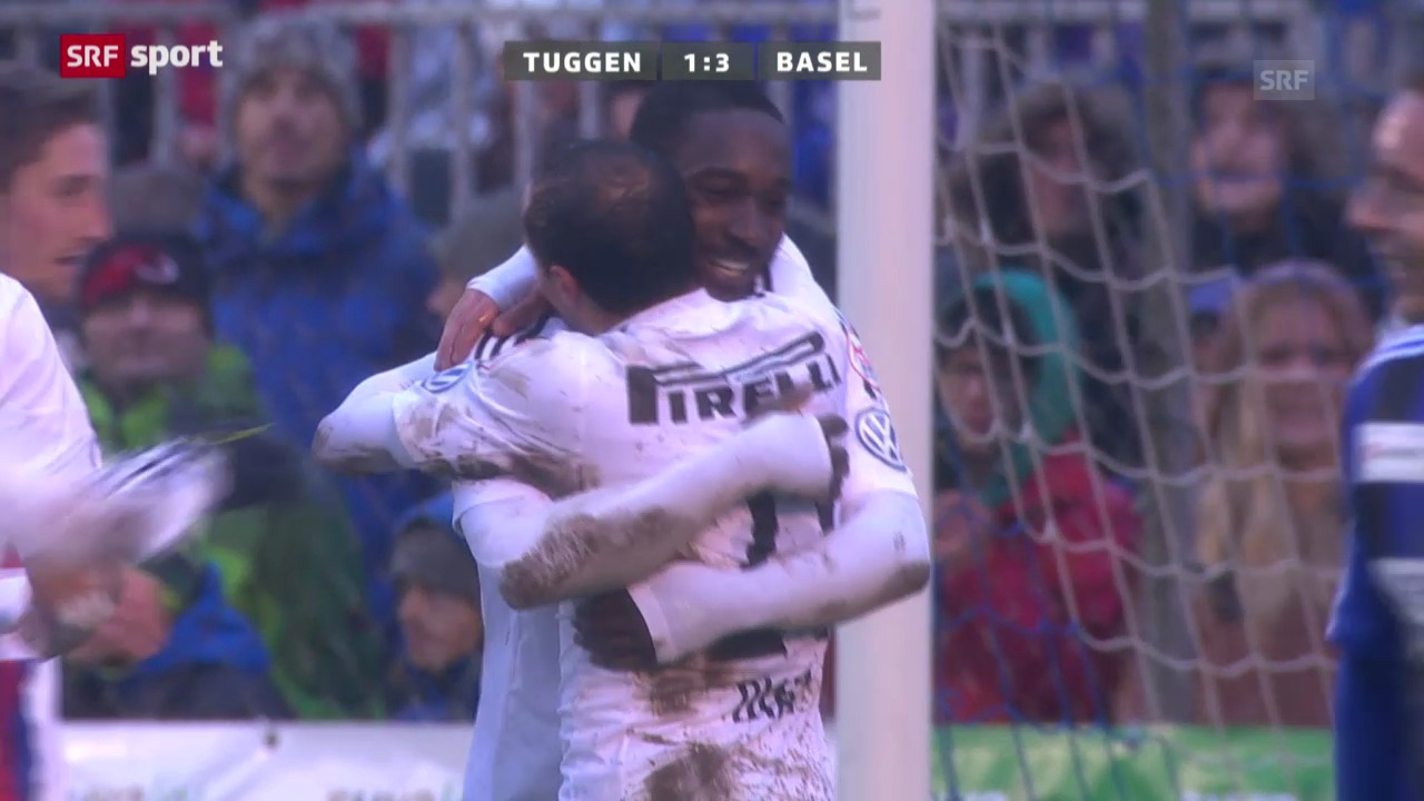 Cup: Tuggen-Basel