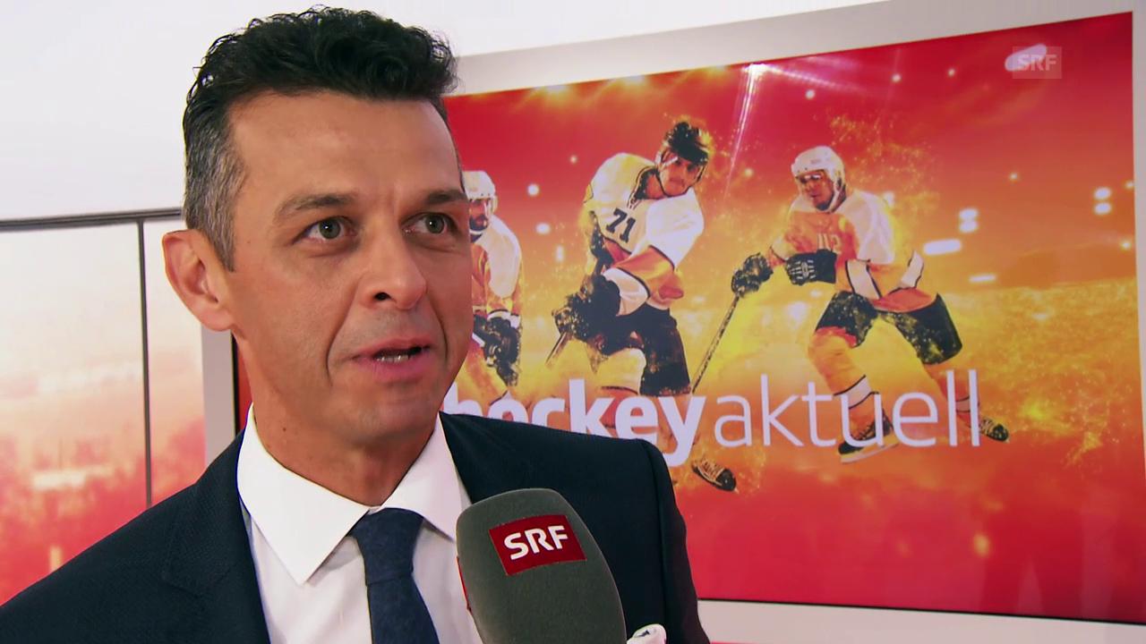 «eishockey aktuell»: das neue Magazin auf SRF zwei
