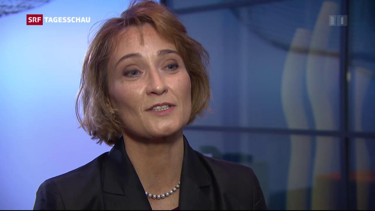 Baeriswyl wird neue Staatssekretärin im EDA