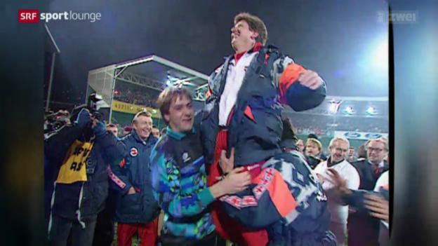 Video «England-Coach Roy Hodgson vor dem ersten EM-Qualispiel» abspielen