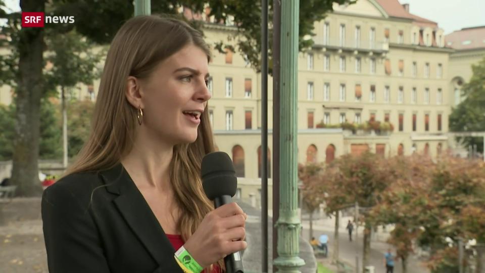 Ronja Jansen, Juso: «Wir werden weiterkämpfen»