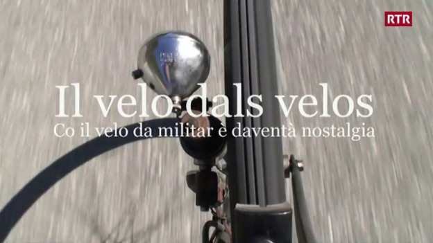 Laschar ir video «Il velo dals velos, in film d'Arnold Rauch (Cuntrasts 25.4.2010)»