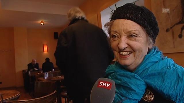 Neue Rolle für Sibylle Brunner