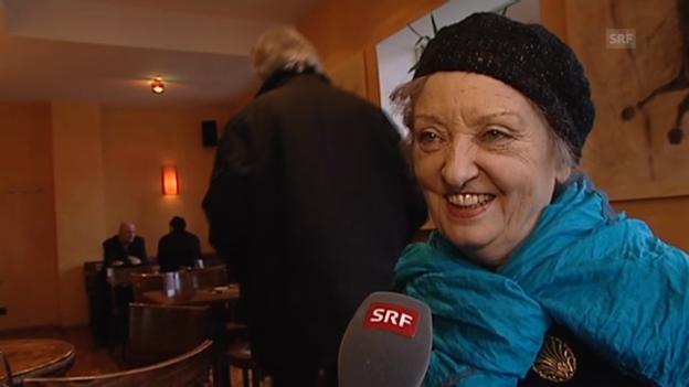 Video «Neue Rolle für Sibylle Brunner» abspielen