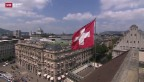 Video «Rekordbusse für Credit Suisse» abspielen