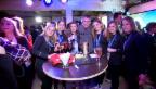 Video «Grosse Feier: Die Schweizer Bronze-Girls» abspielen