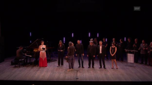Video «Vorstellung Jury und Nominierte» abspielen