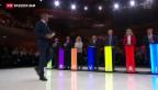 Video «Parlamentswahlen in Dänemark» abspielen