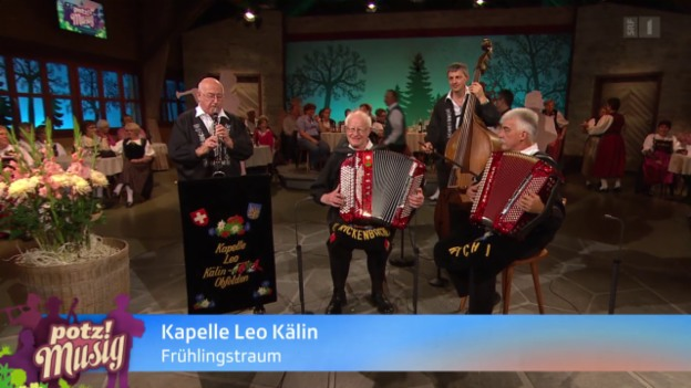 Video «Kapelle Leo Käin» abspielen