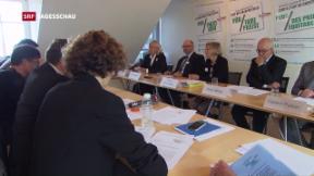 Video «Volksinitiative «faire Preise» lanciert» abspielen