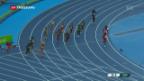 Video «Geplatzter Schweizer Sprint-Traum» abspielen