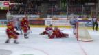 Video «Eishockey: NLA, SCL Tigers - Ambri» abspielen