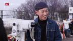 Video ««Annyoeng Adi»: So wird Valentinstag gefeiert» abspielen