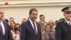 Video «Castaner wird Frankreichs neuer Innenminister» abspielen